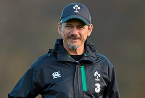 Joe Schmidt's assistant Les Kiss admits that while Ireland have made steady improvements from four years ago, there is still plenty to work on ahead of a crucial year for the team