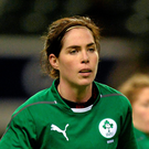 Nora Stapleton believes Ireland are improving all the time. Photo: Sportsfile