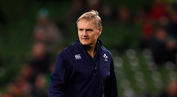 Joe Schmidt was happy with yesterday's performance, but knows the All Blacks will come prepared. Photo: Sportsfile