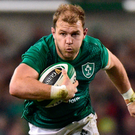 Will Addison gets a shot at showing his versatility in the full-back slot. Photo: Sportsfile