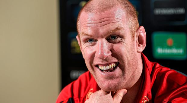 Irish rugby captain Paul O'Connell admits his team-mates are not impressed with his taste in 80s music and says that yoga is helping extend his playing career.