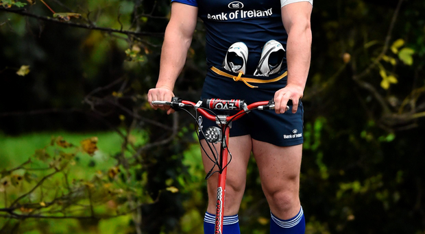 Cian Healy has been handed a two week ban.