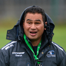 Pat Lam is wary of a wounded Zebre side. Photo: Sportsfile