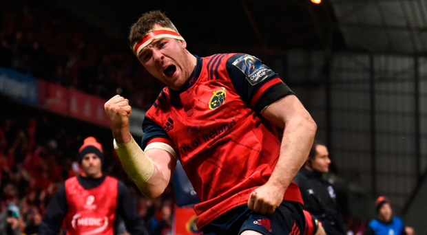 New contracts will keep Tadhg Furlong and Peter O'Mahony in Ireland