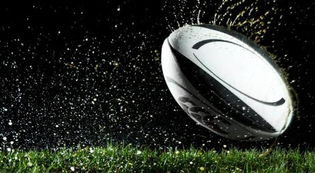 Chris Ashton's hat-trick helped Toulon to a comprehensive victory over Stade Francais (stock picture)