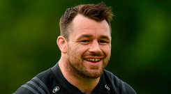 Cian Healy has seen it all with Leinster but has his sights set on a remarkable fifth Champions Cup winner's medal. Photo: Sportsfile