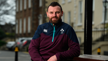 The Ireland U-20s coach Nigel Carolan (pictured) has been bumped up to the senior coaching set-up in Connacht. Now it looks like Nigel is being primed for a future head coach role while Kieran Keane may need greater strength in numbers next season. Photo: Brendan Moran/Sportsfile