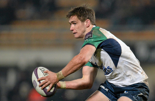 AJ MacGinty will be leaving Connacht