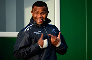 Last Saturday's Ospreys clash gave Naulia Dawai some badly-needed game time which should stand to him tomorrow. Photo: SPORTSFILE