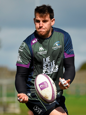 Kiwi flanker Jake Heenan has been a key part of Connacht's recent success Picture: Sportsfile: