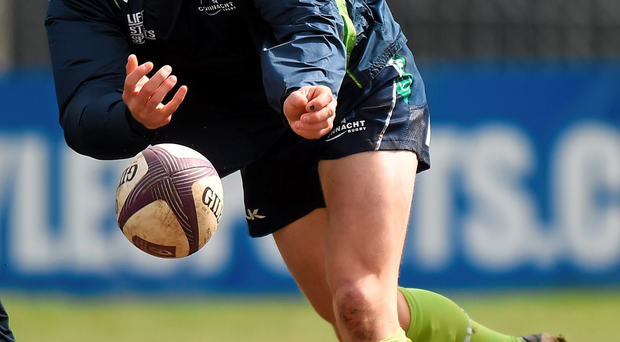 John Cooney has prospered since moving to Connacht in search of game-time