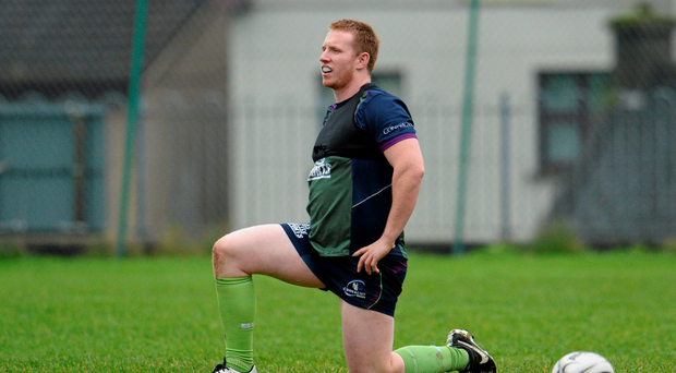 Hooker Shane Delahunt has stepped up to cover injuries to the likes of Tom McCartney and Jason Harris-Wright