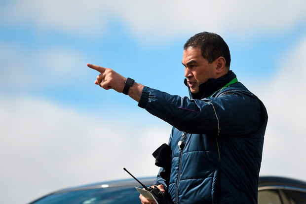Pat Lam will be hoping to point Connacht in the right direction once more against Grenoble Photo: Sportsfile