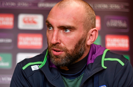 John Muldoon is targeting Pro12 glory for perfect finish to his side's historic season (SPORTSFILE)