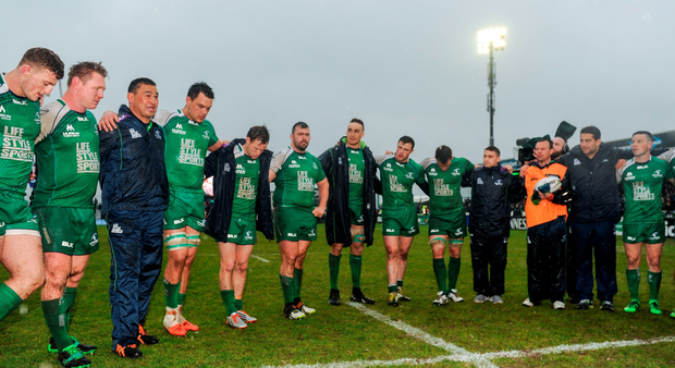 The Sportsground has been a fortress for Connacht this season