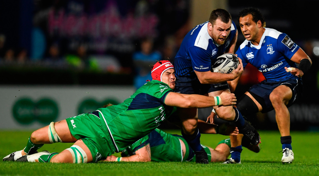 O'Halloran: you cannot afford to give a team featuring Cian Healy an inch in the breakdown