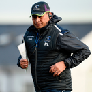 Pat Lam will expect to see off the challenge of Treviso ahead of Connacht's two big back-to-back European fixtures Photo: Sportsfile