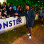 Connacht's Bundee Aki celebrates his side's victory over Treviso. Photo: Sportsfile