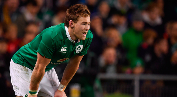 The likes of Kieran Marmion provide Ireland with plenty of options Picture: Sportsfile