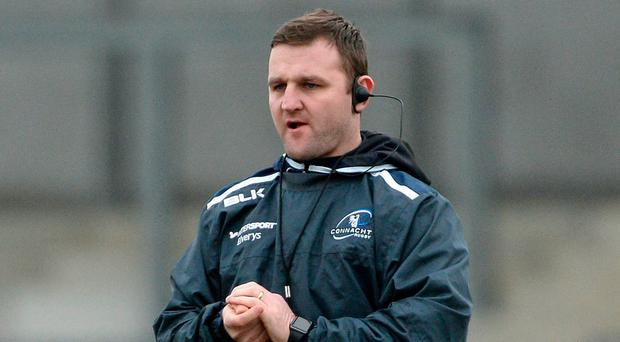 Conor McPhillips says he doesn't want to 'die wondering'. Photo: Sportsfile