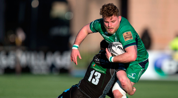 Muldoon: It's been good to see Finlay Bealham back in the touring squad. Picture: Sportsfile