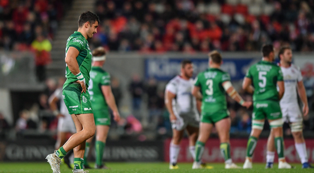 'To come away without the losing bonus point against Ulster was frustrating. All you can do going forward is to take the positives out of it'. Photo: Sportsfile