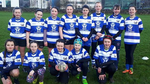 Gort U-13 girls' team
