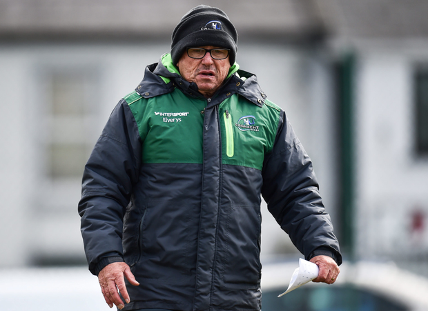 We are actually playing some good rugby under Kieran Keane at the moment, we just need to be more clinical and ruthless. Photo: SPORTSFILE