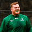 Conor Carey during Connacht Rugby squad training at the Sportsground in Galway. Photo by Sam Barnes/Sportsfile
