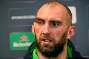 Connacht captain John Muldoon is fired up for tonight's European showdown with Gloucester