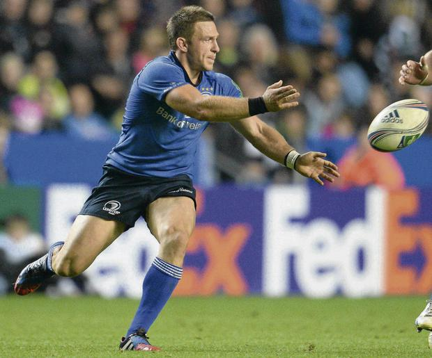 Leinster benefited greatly from the game-management of Jimmy Gopperth