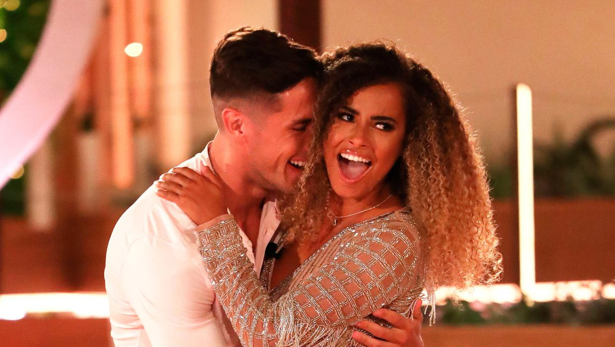 Onerous work pays off as O'Shea swaps Love Island for Olympics