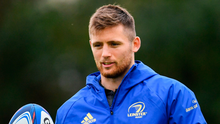 Leinster out-half Ross Byrne. Photo: Sportsfile
