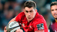 Ian Keatley left Munster as the province's second all-time points scorer. Photo: Luke Walker/Sportsfile