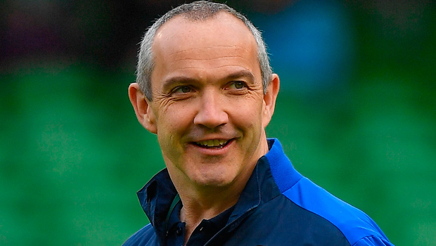 Conor O'Shea is to take up a senior position with the English RFU. Photo: Sportsfile