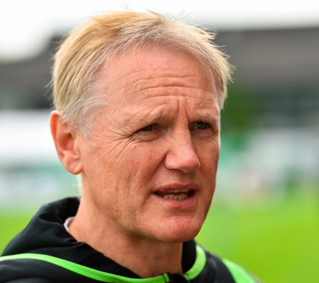 When Joe Schmidt took up the Ireland reins in 2013 we were at our lowest world ranking in history. Photo: Sportsfile