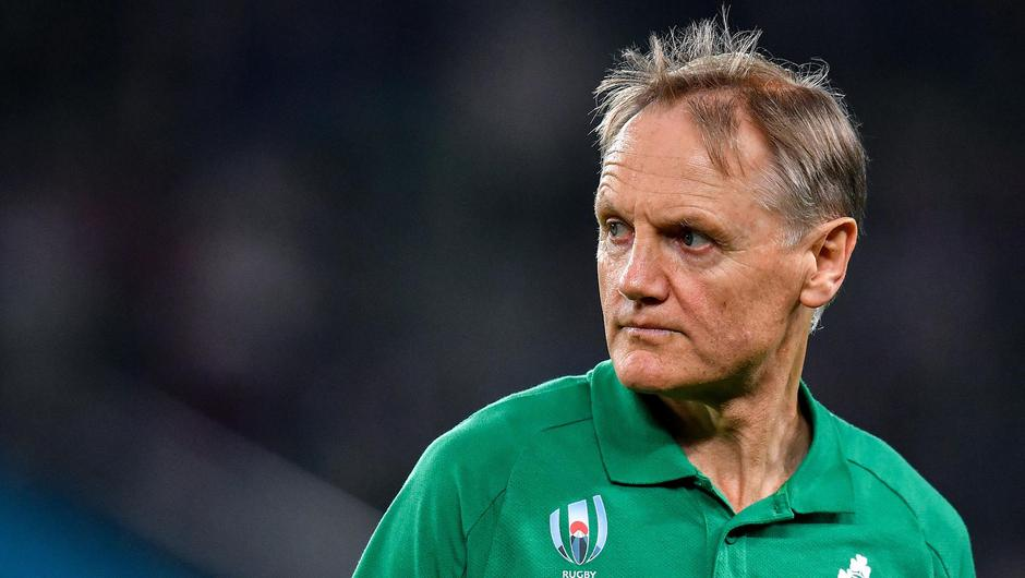 Joe Schmidt stepped away as Ireland coach after the 2019 World Cup. Image credit: Sportsfile.