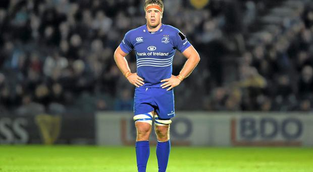 Dominic Ryan has been named in the Leinster team to face Wasps at the Ricoh Arena