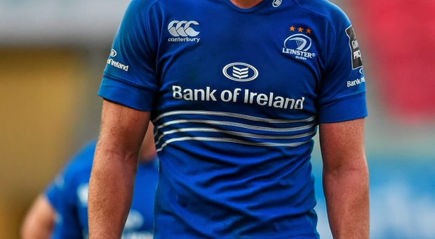 Leinster have ruled out the possibility of Kane Douglas leaving the province following the announcement that the second-row has been called up to the Australia squad ahead of the Rugby Championship and the World Cup (Stephen McCarthy / SPORTSFILE)