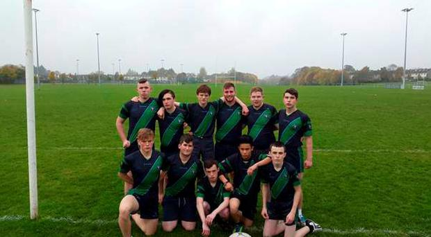 Cabinteely Community School have a Sevens team