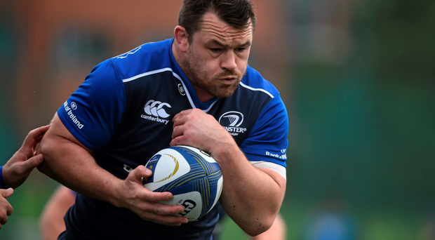 Leinster's Cian Healy has undergone knee surgery