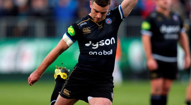 Bath's George Ford kicked a match-winning conversion with the game's final kick