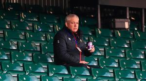 It's decision time for Lions coach Warren Gatland, who is set to announce his 36-man squad. Photo: Mike Egerton/PA Wire