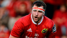 Prop James Cronin in action for Munster against Worcester Warriors in August. Photo: Sportsfile