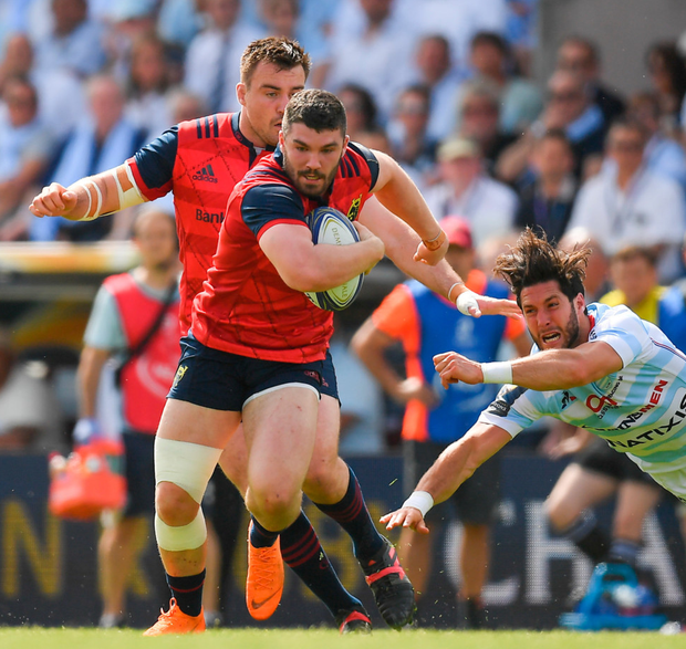 Munster's Sam Arnold is adamant that he and his team-mates can bounce back from last week's defeat in Bordeaux