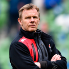 Saracens' head coach Mark McCall
