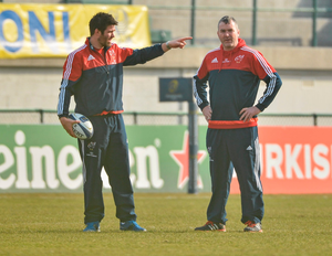 Memories of Anthony Foley have come flooding back to Billy Holland. Photo: Sportsfile