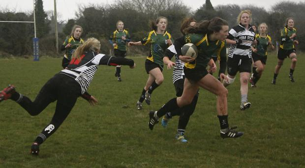 The Mallow girls section has enjoyed terrific success at U-15 and U-18 level this season
