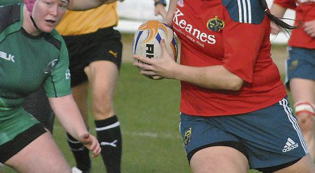 The Munster Women came away from the Sportsground with a 37-12 win against Connacht on Saturday in their opening game.