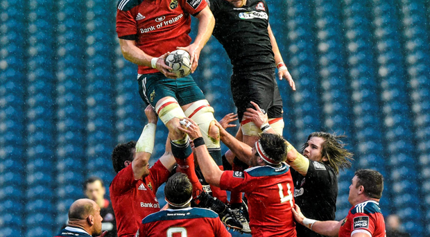 Paul O'Connell admits that criticism of Munster's European performances was